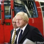 Mr Johnson refused to confirm if fares would rise.. Photo: MayorWatch