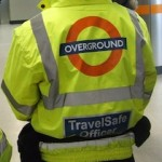 Travel Safe officers patrol the London Overground for passenger safety.  Image: MayorWatch