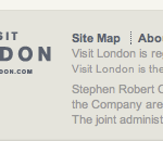 Visit London's website is still operational