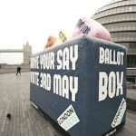 The elections for Mayor and London Assembly are now underway.