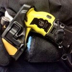 Officers unintentionally discharged their Taser weapons 23 times. Image: Metropolitan Police / MOPAC